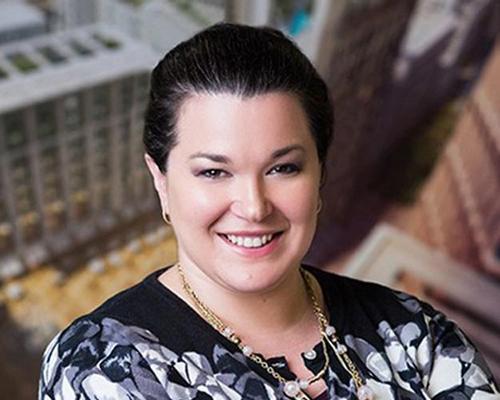 HOK's Anica Landreneau said the research 'will improve human health and wellness' / HOK