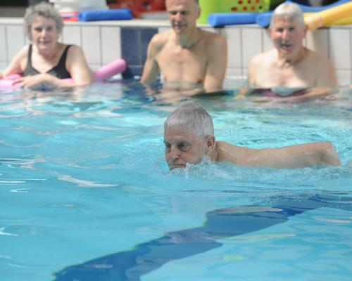 Freedom Leisure to offer Dementia Friendly Swimming pilot