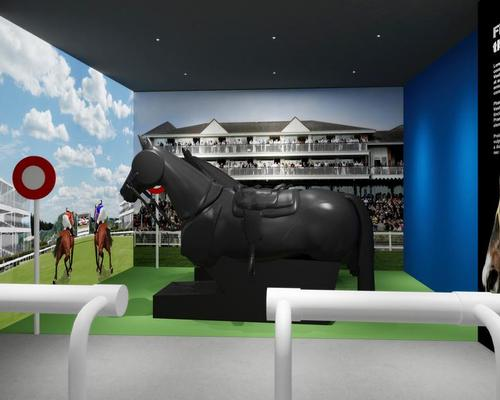 The Kings Yard stables will become home to interactive exhibits telling the story behind racing / Mather