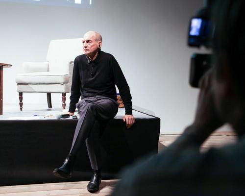 Koolhaas said 'to have a certain virtuosity of interpretation of every phenomenon is crucial' / Strelka Institute for Media, Architecture and Design