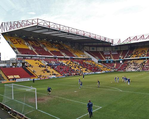 Edin Rahic will move to the UK to base himself at the club's home ground, Valley Parade