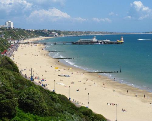 Bournemouth's new cultural quarter will overlook the city's seafront / Charles D P Miller