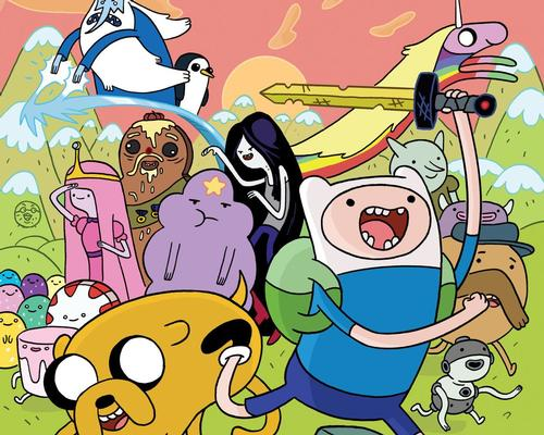 Simworx and Cartoon Network have teamed up for the world-first attractions / Cartoon Network