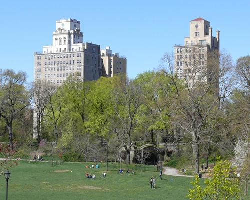 Prospect Park in Brooklyn is one of the eight parks chosen for a redesign / Ad Meskens