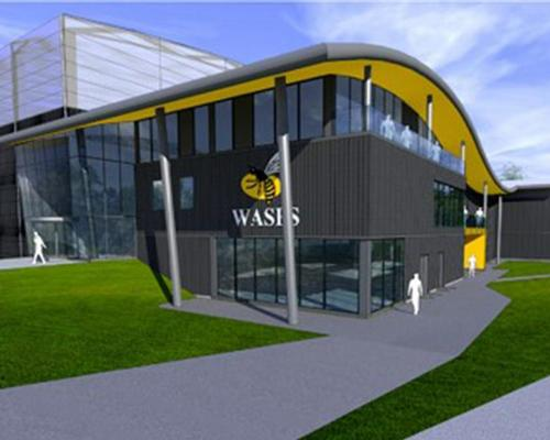 The facility will include three pitches, an indoor kicking barn and physiotherapy rooms