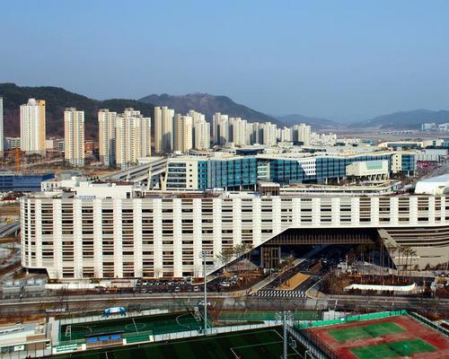 The Administrative City was created to create more balanced national development in South Korea / Minseong Kim