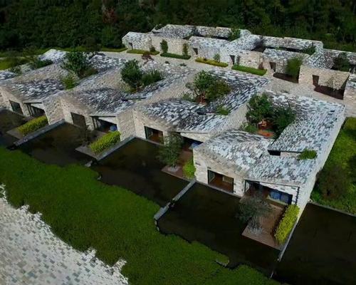 The Yunfeng Spa Resort in Tengchong city, China / Kengo Kuma and Associates