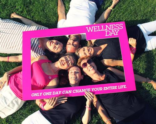 Global Wellness Day gets social