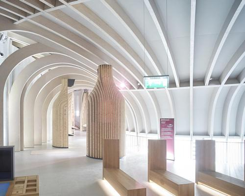 A wine museum in Bordeaux has opened to the public / Julien Lanoo
