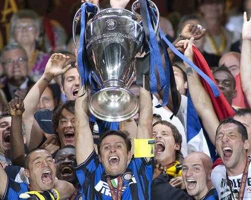 Inter won the Champions League in 2010, but both clubs have struggled to gain success recently
