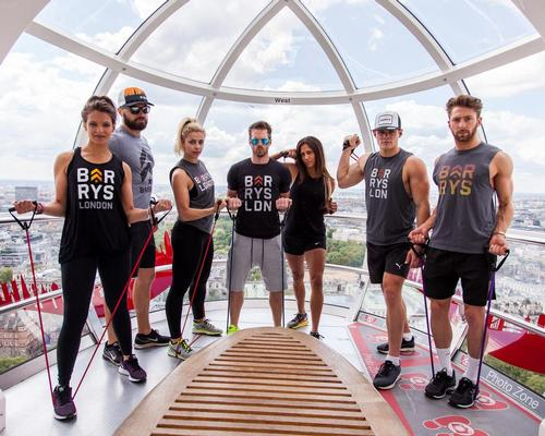 Barry's Bootcamp takes to the skies for London Eye workouts