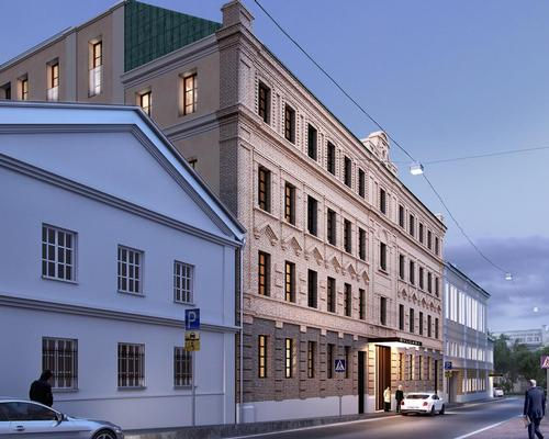 Designed by Italian architectural firm Antonio Citterio Patricia Viel and Partners in collaboration with Russian architectural bureau Atrium, the Bulgari Hotel in Moscow is planned to offer a mix of traditional and contemporary themes