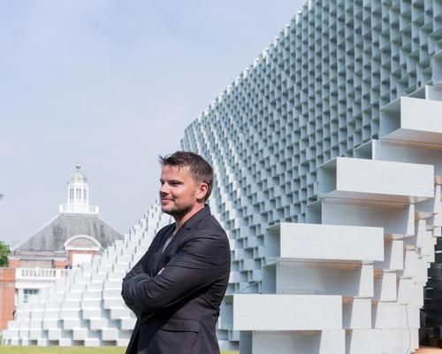 BIG founder Bjarke Ingels said that designing the pavilion had allowed the practice to demonstrate their values / Iwan Baan