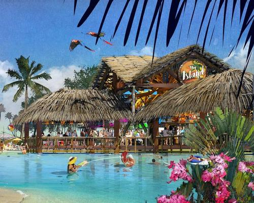 A three-acre swimmable freshwater lagoon will be used for paddle-boarding, snorkelling and watersports / The McBride Company