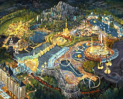 The Magical World of Russia has been touted as a major destination and resort theme park / Goddard Group