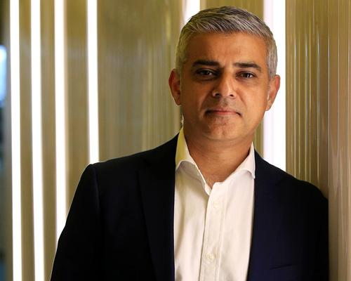 Khan said the stadium would be the 'jewel in London's sporting crown' / Jonathan Brady/Press Association Images