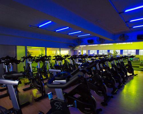 GymWorks becomes first UK club to install Precor Spinner Rally bikes