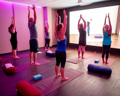 The research highlights the popularity of virtual fitness among loyal gym goers, with 68 per cent of virtual users visiting their club at least three times a week