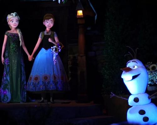 Disney sees Frozen Ever After as a huge shot in the arm for Epcot, which has comparatively low visitor numbers (11.4m) compared to Disney World's Magic Kingdom (19.3m)