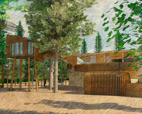 The brand will now bring the essence of nature into the thermal and cooling experiences at Sherwood Forest, with more than ten experience rooms, relaxation areas and a treetop sauna