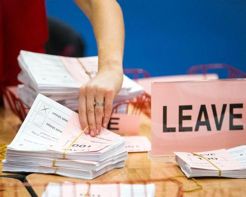 The UK is facing a seismic political and cultural shift after 51.9 per cent of the electorate voted to leave the EU / Liam McBurney/PA Wire/Press Association Images