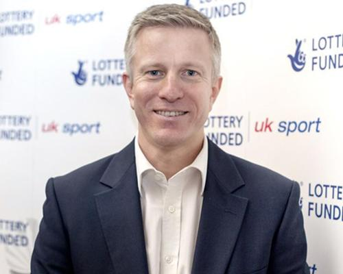 Timson joined UK Sport in 2013 from the ECB