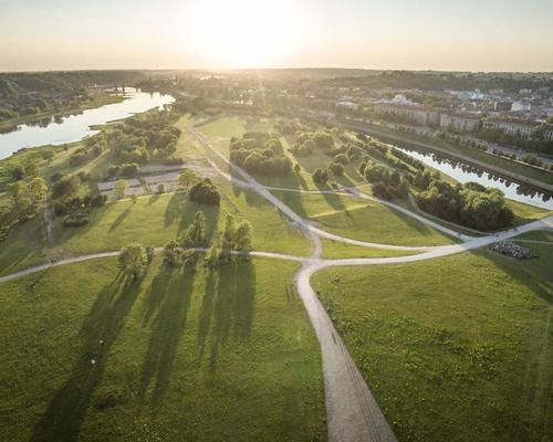 The National Science and Innovation Centre of Lithuania will be built on Nemunas Island in Kaunas / Kaunas City Municipality