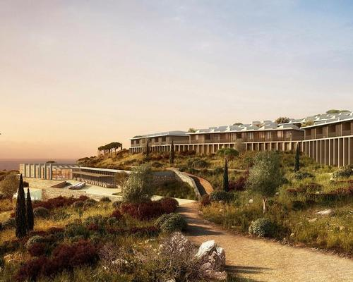 Canyon Ranch Kaplankaya will feature a 107,000sq ft (9,941sq m) spa, fitness and Health & Healing Center / OAB