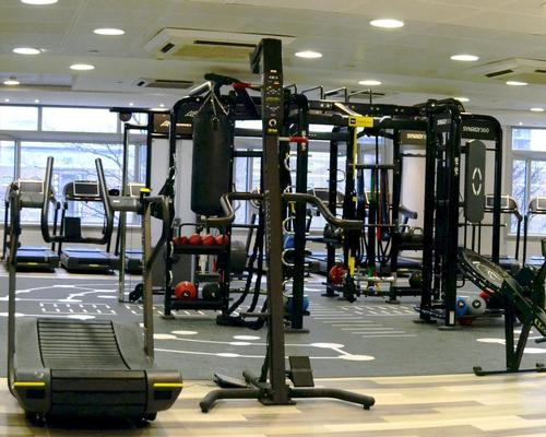 Nuffield Health reveals £2.1m revamp of Canary Wharf Health Club