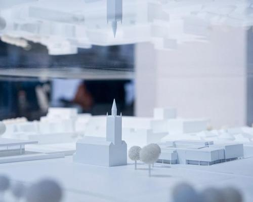 The new museum will be located on a site within Berlin's Cultural Forum / SPK/ photothek.net/Michael Gottschalk