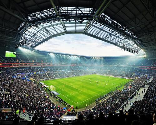 The 59,186-capacity Parc Olympique Lyonnais by Populous has been nominated in the Sports category / Populous