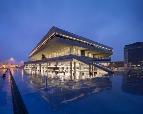 Dokk1 library in Aarhus, by schmidt hammer lassen architects / schmidt hammer lassen architects