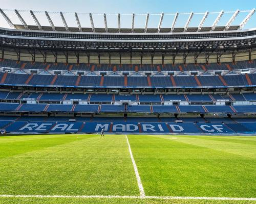 Real Madrid – which plays at the Santiago Bernabeu – was one of the clubs implicated in the cases / Yuri Turkov/Shutterstock.com
