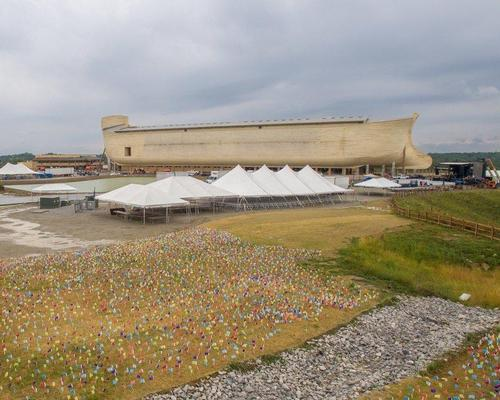 The Ark Encounter explores the famous Bible tale of the great flood and Noah's quest to build an ark / The Ark Encounter