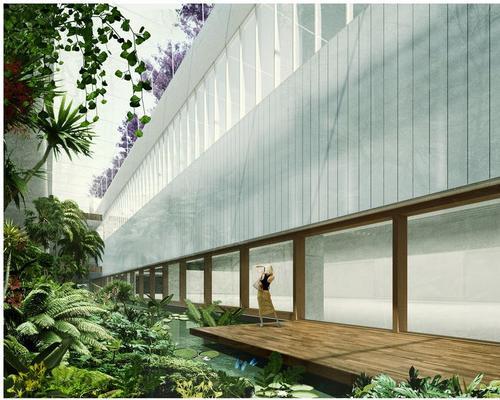 Burgos & Garrido Arquitectos and Llama Urban Design have been declared winners of the competition / Museo de Arte de Lima