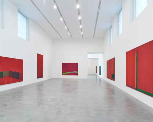 Newport Street Gallery houses the private collection of artist Damien Hirst / Prudence Cuming Associates