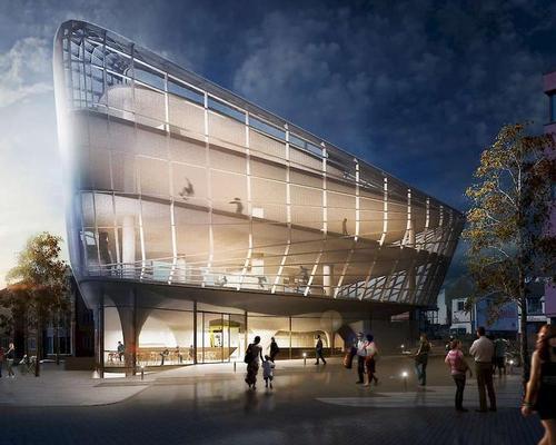 Contractors hired to build multi-level indoor skatepark