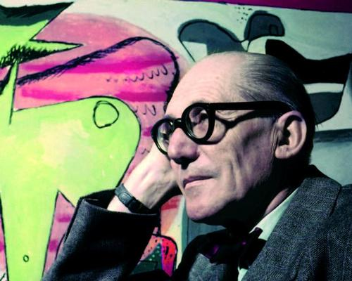 Le Corbusier – who was a pioneer for the modern movement following World War One – was well known for using iron, concrete and glass to create bold lines and functionality not seen at the time / Willy Rizzo