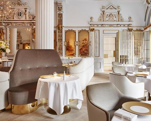 Meanwhile the hotel's restaurant – the oldest in Amsterdam – has been sensitively refurbished as The White Room / Alan Jensen