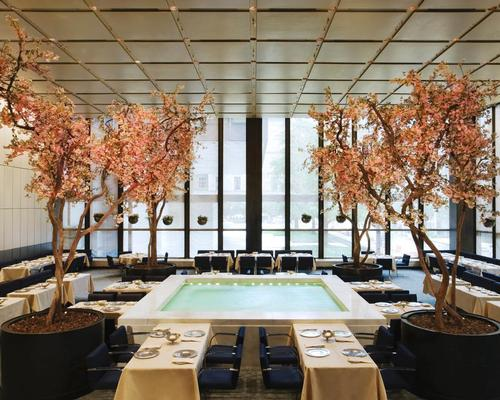 The old home of the Four Seasons restaurant was widely hailed as a Modernist masterpiece / Jennifer Calais Smith