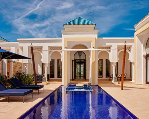 Banyan Tree's new Tamouda Bay resort in Morocco – one of a number of major resorts to have opened in MENA recently