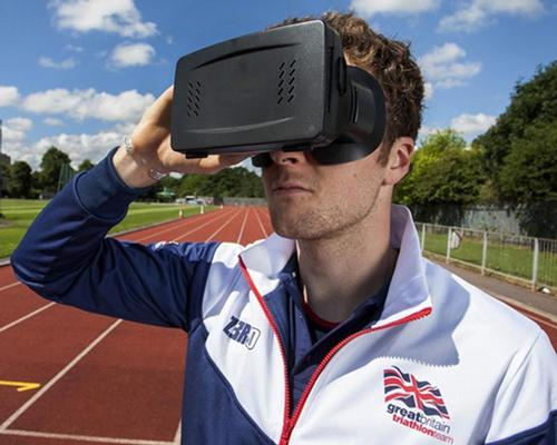 How UK Sport is using virtual reality to prepare athletes for the Olympics