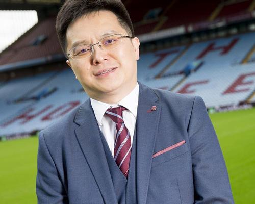 Xia said he wants to build academies all over Indian and see local youngsters make it into Aston Villa's first team