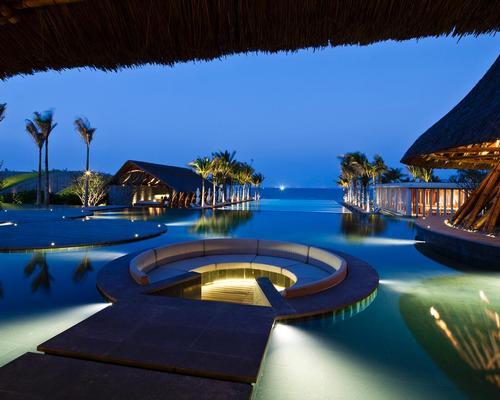 Vo Trong Nghia's Naman Resort / Vo Trong Nghia Architects