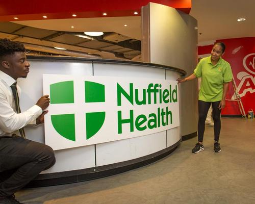 Nuffield Health completes purchase of 35 Virgin Active sites