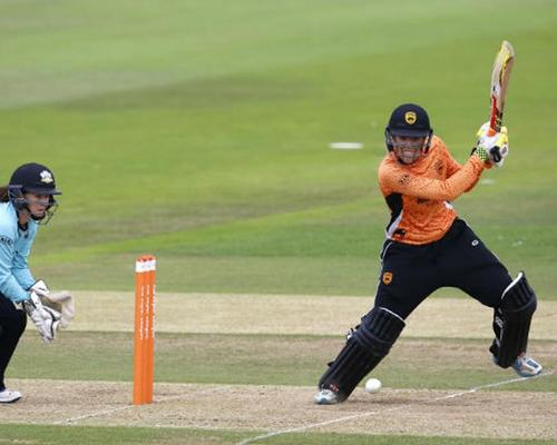 Southern Vipers' victory over Surrey Stars generated the biggest crowd of the weekend / ECB