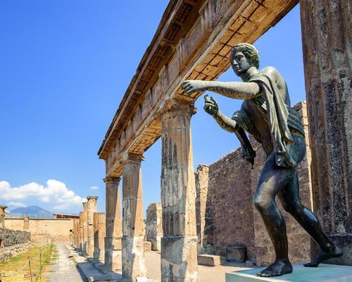 Sites such as Pompeii will soon be WiFi accessible as part of the government scheme