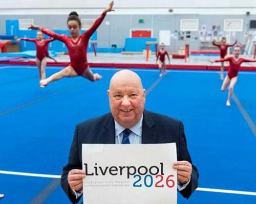 Anderson said hosting the Games would stimulate a large regeneration project in the city