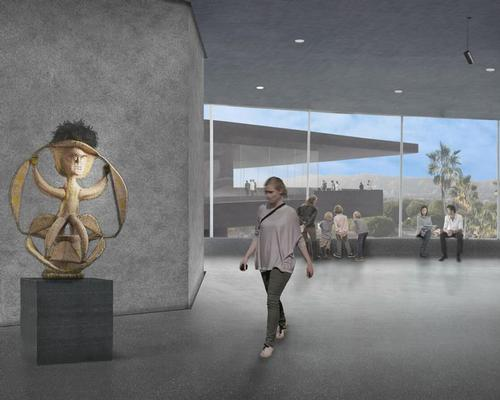 The project is scheduled for completion in 2023 / LACMA
