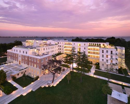 The JW Marriott Resort & Spa, Venice by Matteo Thun & Partners / JW Marriott International